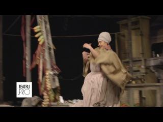 TEATRU .PRO - Horațiu Mălăele - aplauze final - IN VALEA CU PARFUM DE FLORI SI ZUMZET DE ALBINE