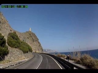 España camino cerca de Motril