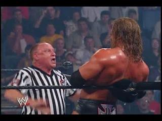 087. Shawn Michaels vs Triple H (SummerSlam 2002)