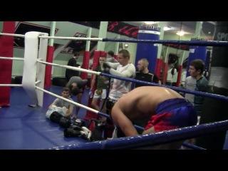 Dimon Fedorenko vs Anatoly Shponarsky & Sergey Muay Thai