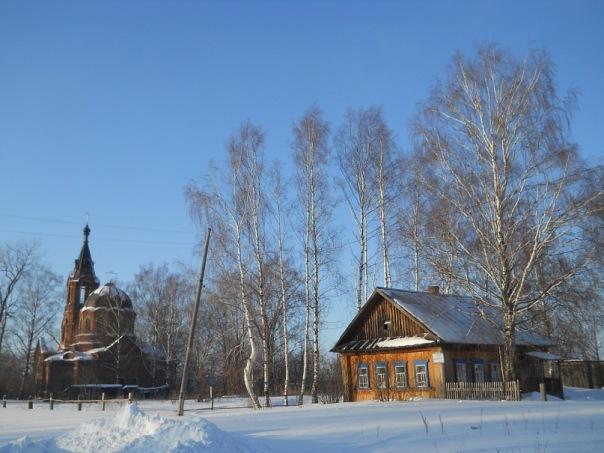 село ветошкино фото кировская область фотоколлаж холсте