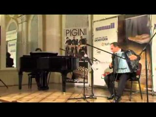 Volodymyr Runchak - Vladislav Passion, symphony for accordion and piano I mov