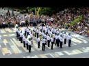 Hong Kong International military Tattoo Outdoor Performance Russian Forntier Guards Band