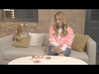 Behind the scenes with Leona Lewis