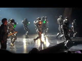 Cirque Du Soleil Tribute to Michael Jackson - They Don't Care About Us