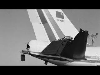 Паника Над Тихим Океаном   B747 China Airlines Flight 006  1 +