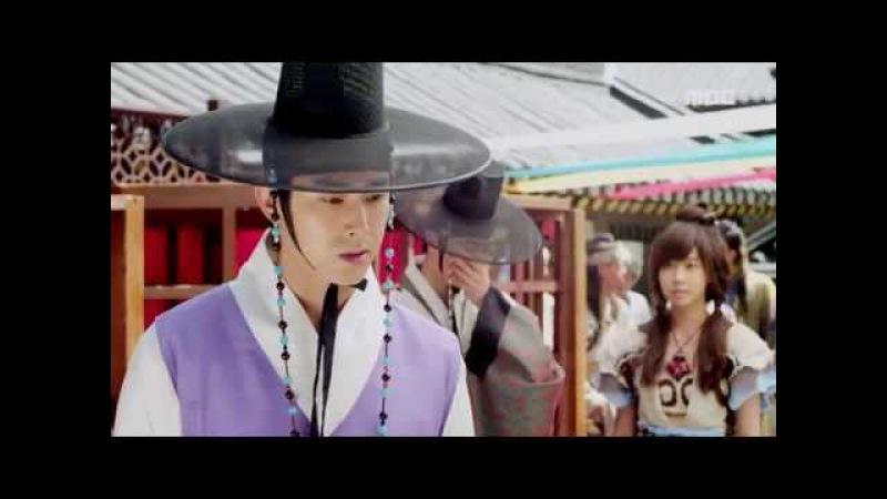 Night Watchman's Journal MV - Moosuk(Jung Yunho) Doha(Ko Sunghee) : 야경꾼 일지 무석(정윤호) 도하(고성희)
