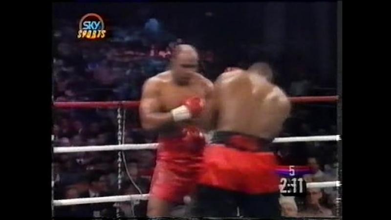 Lennox Lewis vs Levi Billups 01 02 1992