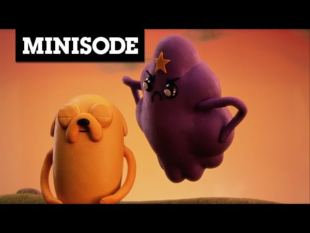 "Good Jubies The Making of Bad Jubies"" Adventure Time Cartoon Network"