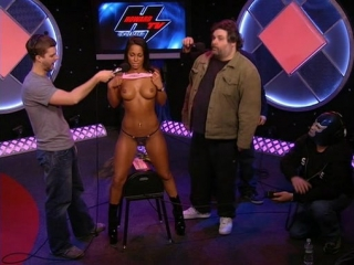 Brianna frost-howard stern-intw,sybian,boobs-##