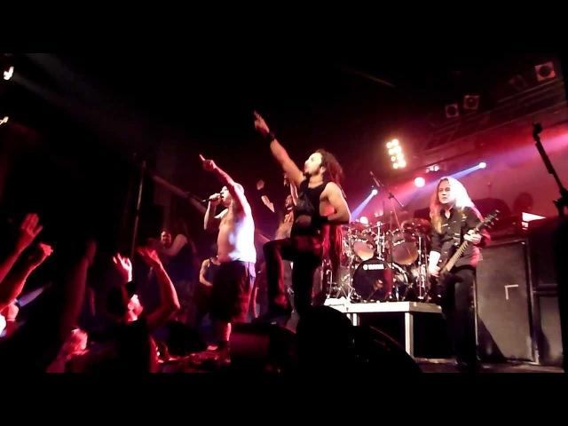 Exodus Death Angel Kreator Thrashfest Köln 2010 Allstars Dirty