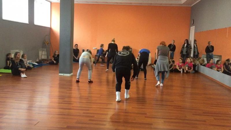 Богдан Урхов Одесса 4 февраля танцевальноеразвитие