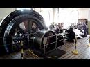 TGVZU Sulzer Steam Engine Schlieren Zurich Switzerland Part 1