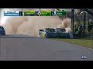 2016 Crazy Photo Finish Canadian Motorsport Park NASCAR Trucks
