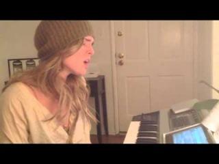 Kate Nauta singing an original