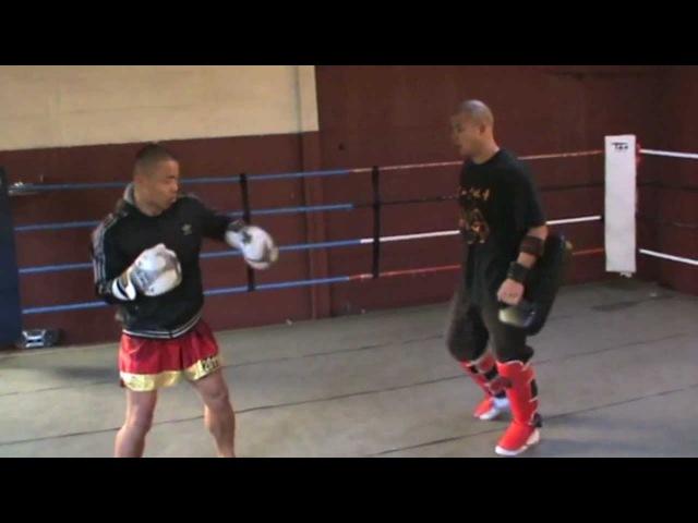 Iron Monk Yanzi Shi Training With Yan
