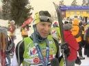 Деминский лыжный марафон Worldloppet – 2013, Рыбинск «Белоруссия ТВ» Demino Worldloppet ski marathon - 2013 , Rybinsk Belorussia TV