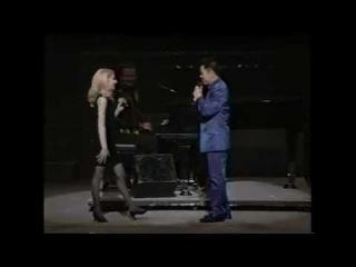 Christina Aguilera feat. Keizo Nakanishi - All I Wanna Do (Live 1997)