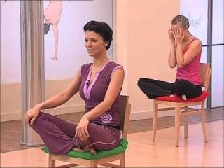 Гимнастика для лицачасть-27.Фитнес для лица-Лоб  Алёна Россошинская