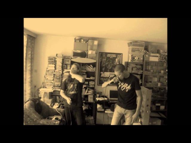 FECEVOMITATIE studio-verslag OPERA DES OoRDeELS album 2012