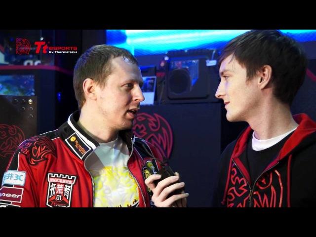 Ttesports TGS 2012 - White-Ra Interview