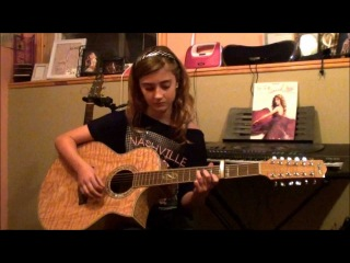 Makayla Lynn - cover of Taylor Swift's Innocent ( 11 years old )