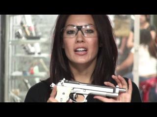 EvikeTV- Brandy Grace featuring the CQB Master Sword Cutlass