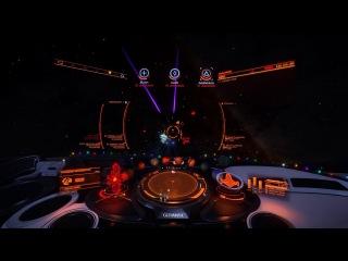 Elite: Dangerous - The first Medusa-variant was killed.