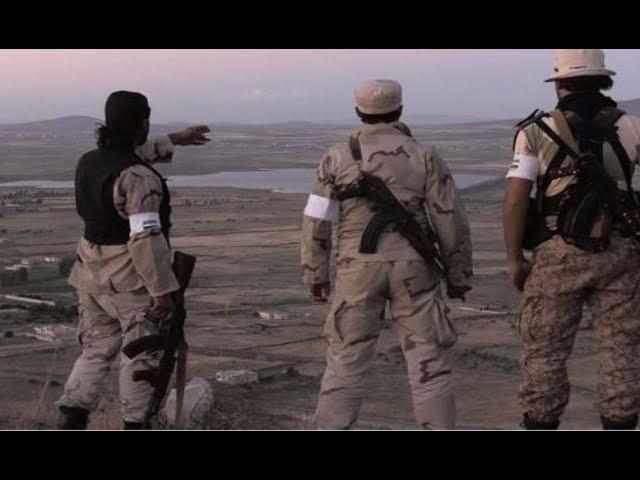 Для ополчений, продвигающихся в Джебель-аль-Шейхе и перемещения Бейт-Джанна, в то время как фракции Дараа и Кунейтра наблюдают