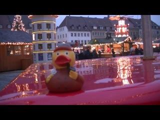 Wie sicher sind deutsche Weihnachtmärkte ? Beispiel Schweinfurt in Bayern