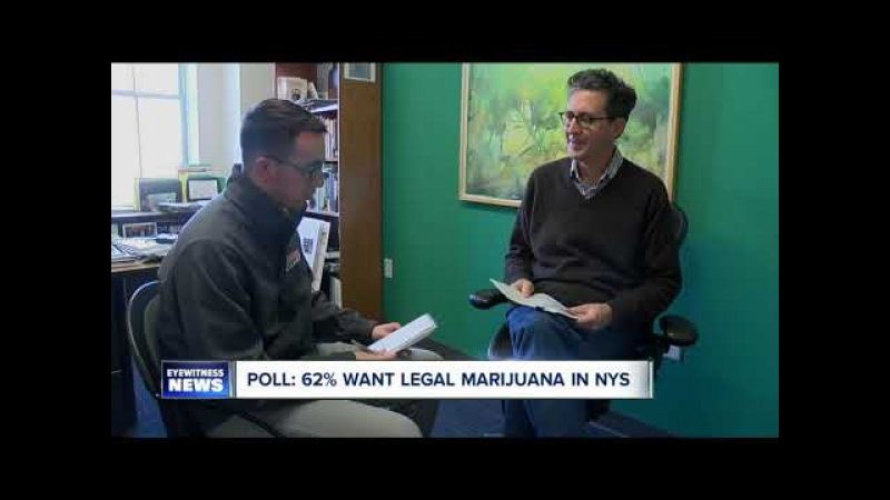 62% of New Yorkers want legal marijuana poll shows