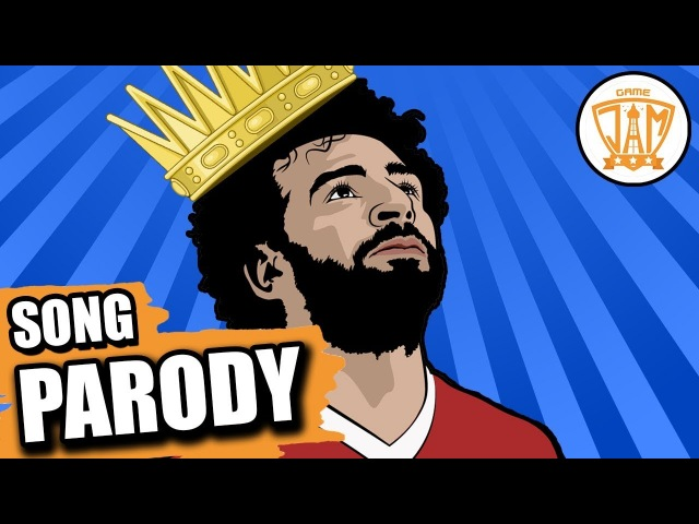 📺♫ MO SALAH SONG - YOU'RE NEVER GONNA STOP HIM   LIVERPOOL FC FUNNY SONG PARODY NAUGHTY BOY LA LA LA