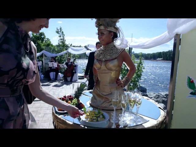 Организация свадьба в стиле Венеция