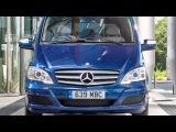 Mercedes Benz Viano UK spec W639