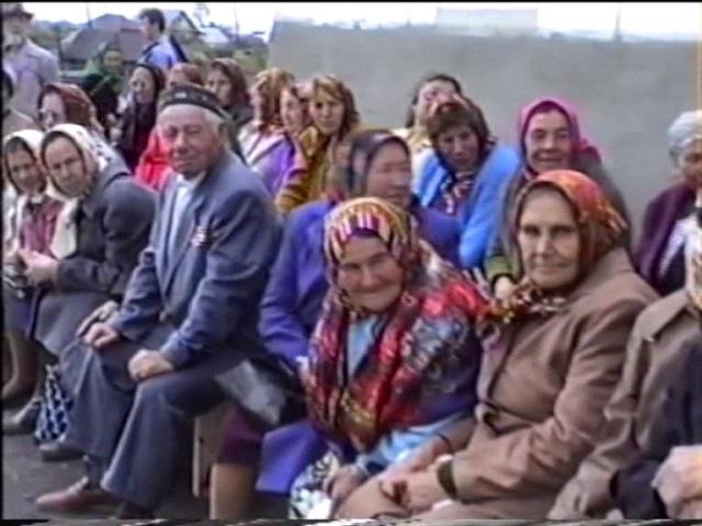 Открытие мечети в Иглино 90-ые годы