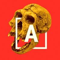 Логотип ANTROPOGENEZ.RU: эволюция человека