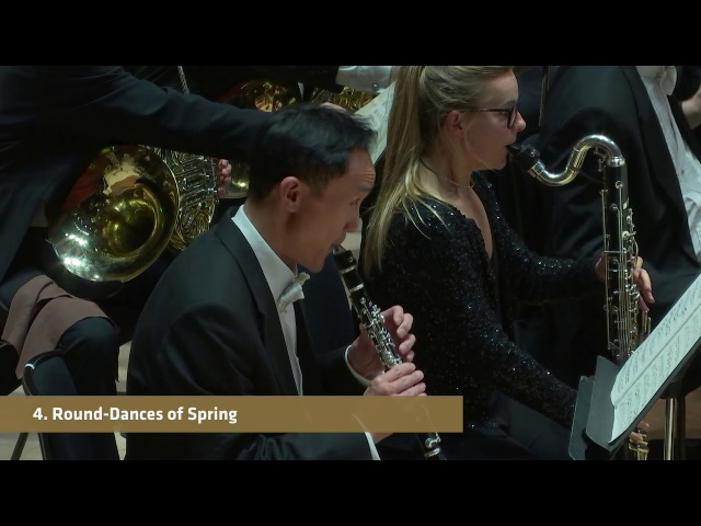 Stravinsky The Rite of Spring London Symphony Orchestra/Sir Simon Rattle