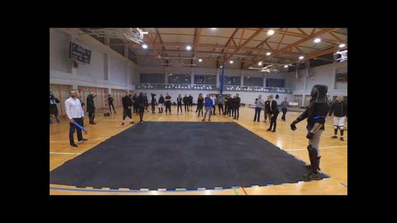 Wieliczka 2017 Szabla Grupa 5 AO vs VK