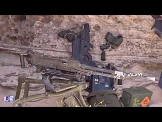 Йемен. . ВС Йемена и хуситы обстреляли пост саудитов и те убежали, бросив свое оружие