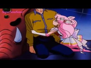 Guerrero Luna (Sailor Moon Sailor Stars) - 172 - ¡El Poder Lunar Del Amor, Se Acabo La Pesadilla - HD (16_9)