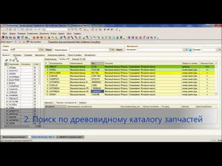 TecDoc интегратор для 1С. Универсальная система поиска и подбора запчастей.
