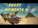 Dota 2 Angry Moments 4 Funny Moments