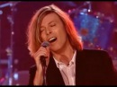 David Bowie - The Man Who Sold The World, Live At The Beeb 2000 (With lyrics)
