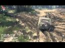 Обзор на игру Spin Tires 2014 вот они дороги России!
