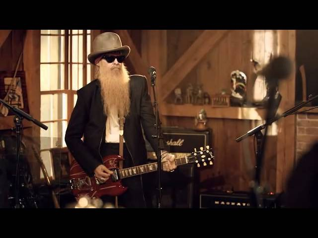 Billy Gibbons - La Grange (Live From Daryl's House)