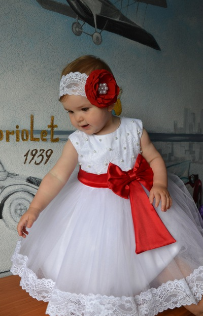 Дитячі нарядні плаття Яся  e19d62c58d86b