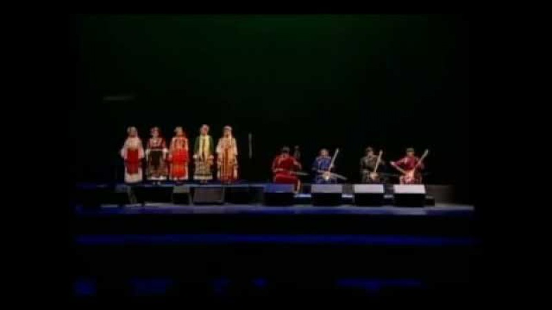 Bulgarian Voices ANGELITE Huun Huur Tu Moscow Art Trio Fly Fly My Sadness