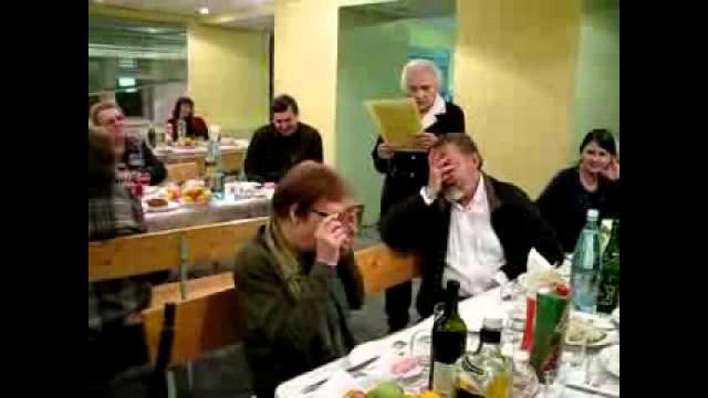 СЛУШАЙТЕ, НЕ ПОЖАЛЕЕТЕ!Г А Лилич читает сочинение абитуриента