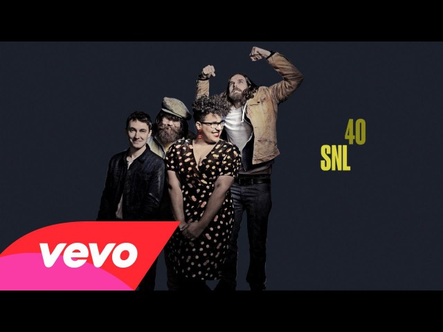 Alabama Shakes Gimme All Your Love Live on SNL