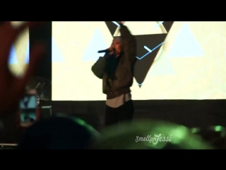 [29/10/15]jessi - who is your mother? + me, myself and i + my type @ yongin university